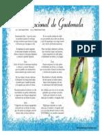 Himno de Guatemala