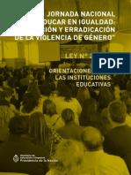 JORNADA NACIONAL Ley violencia de genero escuelas 2018.pdf