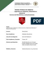 Informe Metodos NumericosMaclauri