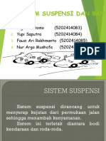 Sistem Suspensi