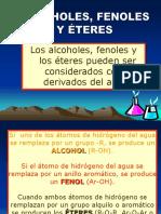 Alcoholesfenoles y Eteres 2015