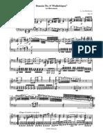 Beethoven SONATA 8, Mvt. 1