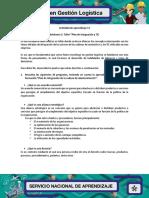 Actividad de Aprendizaje 13 Evidencia 3 Taller Plan de Integracion y TIC