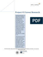 psyc 1060 project 2 career research  1