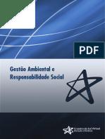 Introdução a Gestão Ambiental e Responsabilidade Social
