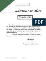 cuadernillo matematica