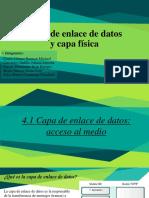 Capa De Enlace