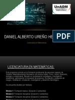 Daniel Alberto Ureño Hernandez