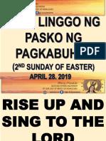 Tagalog Mass Es Apr 28 19
