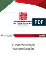 Fundamentos de Automatizaciòn