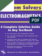 The Electromagnetics problem solver; Research & Education Association.pdf