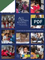 All Children Reading Round 1 Innovators Brochure