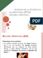 Causas y consecuencias de la bulimia nerviosa