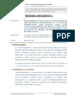 MEMORIA DESCRIPTIVA AV. EL OLIVAR.docx