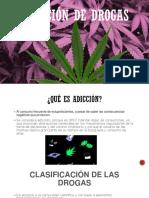 Adicción de Drogas