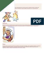 Profesiones y Oficios Con Contenido e Imagenes