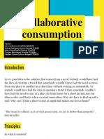 Collaborative Consumption (1)