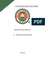 Circuitos Redes de Dos Puertos
