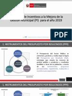Presentación PI 2019