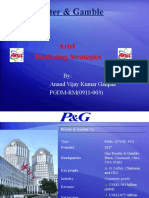 Ariel Marketing Strategies- P&G