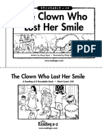 64 the Clown Who Lost Her Smile