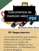 instrumentosdemedicinelctricaskrissmelanyhernandez-160131005843