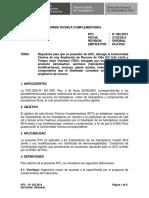 Texto NTC Ampliacion de Recurso Mi-8 Series