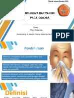 Referat Influenza Unja