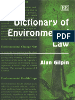 Alan Gilpin - Dictionary of Environmental Law-Edward Elgar Publishing (2001).pdf