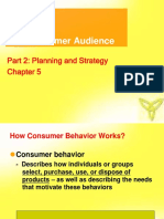 The Consumers analysis