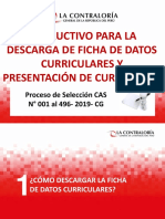 Inst Descarga Ficha Presentacion CV