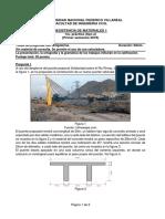 Resistencia de Materiales 1 UNFV Pc1 2018-1
