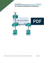 2.2.2.5 Lab - Troubleshooting Inter-VLAN Routing