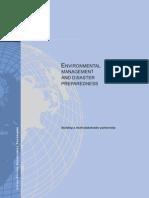 UNEP EM and Dis Preparedness