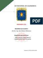 2° TRABAJO DE FLUIDOS