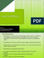 MF009 5B Photosynthesis James L2