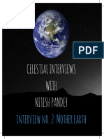 INTERVIEW WITH EARTH