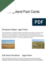 rangeland fact cards