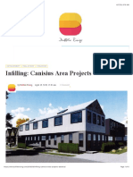 Infilling - Canisius Area Projects