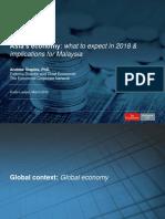 Asia's Economy 2018 (Versi the Economist, March 2018)