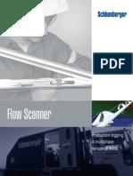 Flow scanner