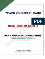 CAIIB - 2  BFM MCQs  BOOK.pdf