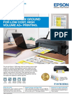 Epson InkTankSystemPrinter L1300