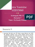 blok 7 Skenario 9 Sesak Napas Akibat Batuk Pilek Amira Yasmine C4.pptx