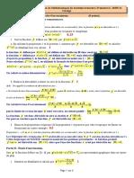 Devoir Commun Math 6 Lycee Jacques Prevert Corrige
