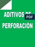 Aditivos de Perforación - letreros