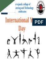 International Yoga Day 2017 Poster