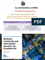 Business Continuity and Information Security – an Excellent Fit_Ramesh Ramani_LRQA