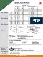 Price List Fibre Bak 2015