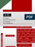 Pengertian Krim, Bentuk ketidakstabilan krim